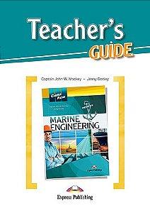 CAREER PATHS MARINE ENGINEERING (ESP) TEACHER'S GUIDE