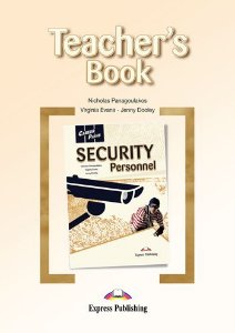 CAREER PATHS SECURITY PERSONNEL (ESP) TEACHER'S GUIDE