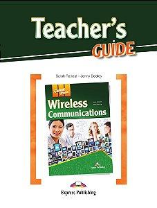 CAREER PATHS WIRELESS COMMUNICATIONS (ESP) TEACHER'S GUIDE