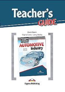 CAREER PATHS AUTOMOTIVE INDUSTRY (ESP) TEACHER'S GUIDE