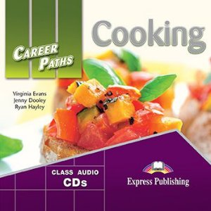 CAREER PATHS COOKING (ESP) AUDIO CDs (SET OF 2)