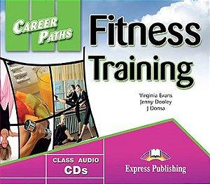 CAREER PATHS FITNESS TRAINING (ESP) AUDIO CDs (SET OF 2)