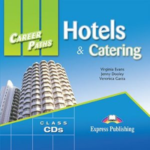 CAREER PATHS HOTELS & CATERING (ESP) AUDIO CDs (SET OF 2)