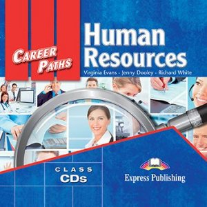CAREER PATHS HUMAN RESOURCES (ESP) AUDIO CDs (SET OF 2)