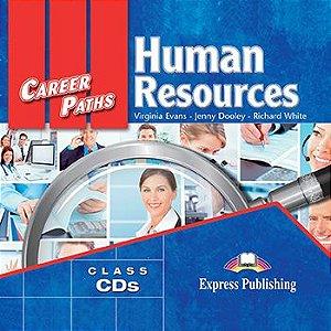CAREER PATHS HUMAN RESOURCES (ESP) AUDIO CDs (SET OF 2)