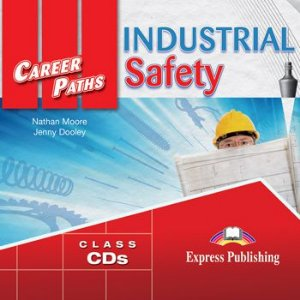 CAREER PATHS INDUSTRIAL SAFETY (ESP) AUDIO CDs (SET OF 2)