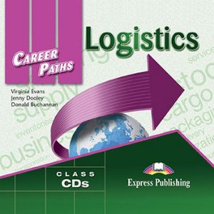 CAREER PATHS LOGISTICS (ESP) AUDIO CDs (SET OF 2)