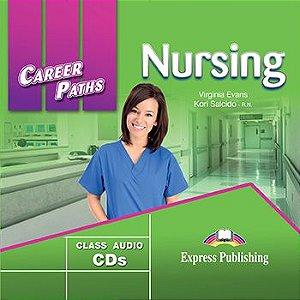 CAREER PATHS NURSING (ESP) AUDIO CDs (SET OF 2)