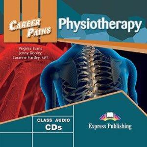 CAREER PATHS PHYSIOTHERAPY (ESP) AUDIO CDs (SET OF 2)