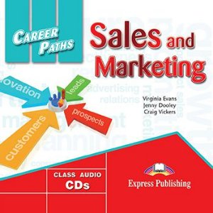 CAREER PATHS SALES AND MARKETING (ESP) AUDIO CDs (SET OF 2)