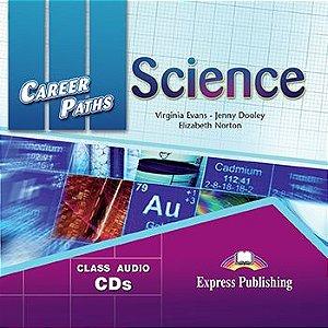 CAREER PATHS SCIENCE (ESP) AUDIO CDs (SET OF 2)