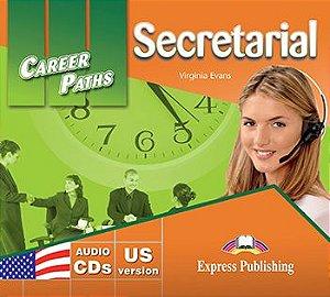 CAREER PATHS SECRETARIAL (ESP) AUDIO CDs (SET OF 2)