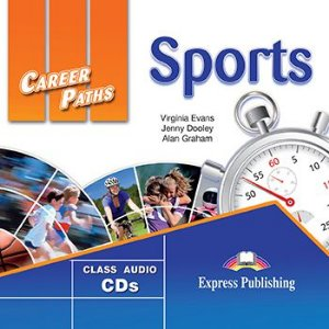 CAREER PATHS SPORTS (ESP) AUDIO CDs (SET OF 2)