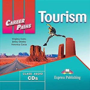 CAREER PATHS TOURISM (ESP) AUDIO CDs (SET OF 2)