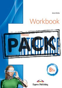 NEW ENTERPRISE B1+ WORKBOOK (WITH DIGIBOOK APP.)