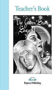 THE GOLDEN STONE SAGA II TEACHER'S BOOK (GRADED - LEVEL 4)