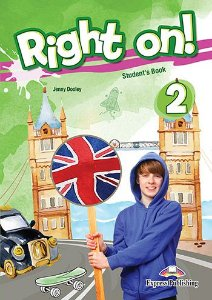RIGHT ON! 2 STUDENT'S BOOK (WITH DIGIBOOKS APP)