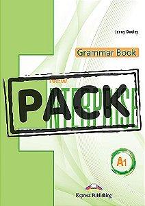 NEW ENTERPRISE A1 GRAMMAR BOOK (WITH DIGIBOOK APP.)