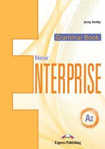 NEW ENTERPRISE A2 GRAMMAR BOOK (WITH DIGIBOOK APP.)