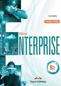 NEW ENTERPRISE B2 TEACHER'S BOOK (INTERNATIONAL)