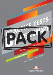 B1 PRELIMINARY PRACTICE TESTS FOR THE REVISED 2020 EXAM TEACHER'S BOOK (WITH DIGIBOOK APP)