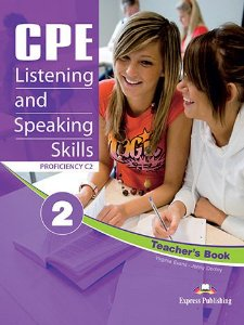 CPE LISTENING & SPEAKING SKILLS 2 PROFICIENCY C2 TEACHER'S BOOK (REVISED) (WITH DIGIBOOKS APP.)