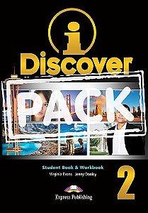iDISCOVER 2 STUDENT'S BOOK & WORKBOOK (WITH DIGIBOOKS APP)