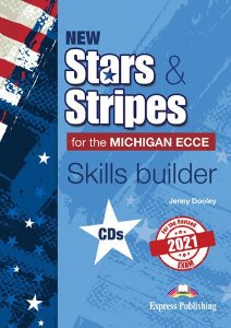 NEW STARS & STRIPES MICHIGAN ECCE SKILLS BUILDER CLASS CDs (set of 3) (FOR THE REVISED 2021 EXAM)