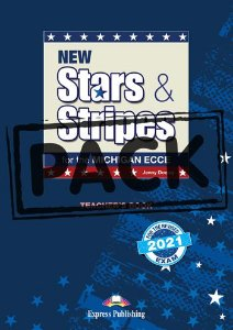 NEW STARS & STRIPES MICHIGAN ECCE TEACHER'S BOOK (WITH DIGIBOOK APP) (FOR THE REVISED 2021 EXAM)