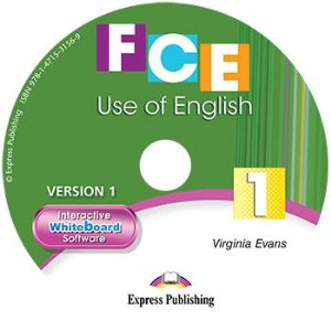FCE USE OF ENGLISH 1 INTERACTIVE WHITBOARD SOFTWARE (NEW-REVISED)