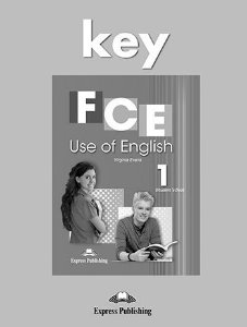 FCE USE OF ENGLISH 1 KEY (NEW-REVISED)
