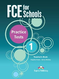 FCE FOR SCHOOLS PRACTICE TESTS 1 TEACHER'S BOOK REVISED (WITH DIGIBOOKS APP.)
