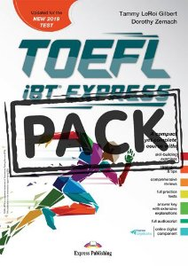 TOEFL iBT EXPRESS (WITH DIGIBOOK APP)