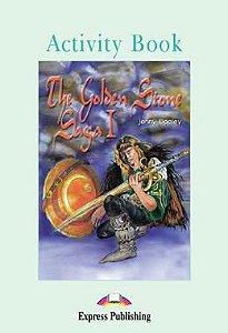 THE GOLDEN STONE SAGA I ACTIVITY BOOK (GRADED - LEVEL 3)