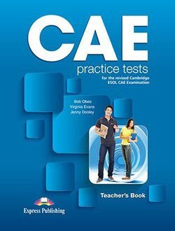 CAE PRACTICE TESTS FOR THE REVISED CAMBRIDGE ESOL TEACHERS'S BOOK (WITH DIGIBOOKS APP.)