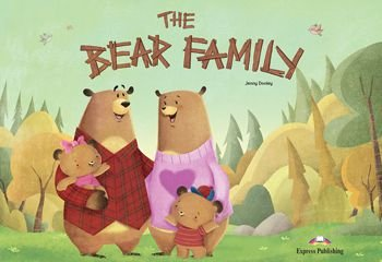 THE BEAR FAMILY BIG STORY BOOK