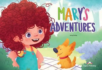 MARY'S ADVENTURES BIG STORY BOOK