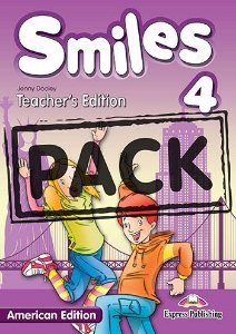 SMILES 4 US TEACHER'S BOOK (WITH POSTERS)