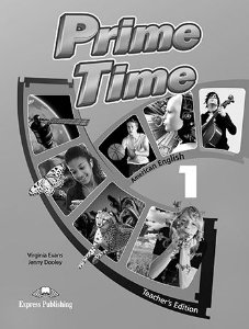 PRIME TIME 1 AMERICAN EDITION TEACHER'S EDITION
