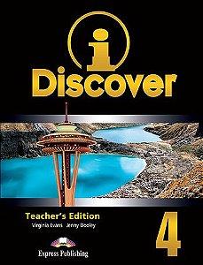 iDISCOVER 4 TEACHER'S BOOK