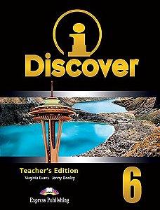 iDISCOVER 6 TEACHER'S BOOK