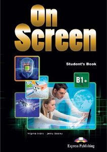 ON SCREEN B1+ STUDENT'S BOOK (WITH DIGIBOOK APP) (INTERNATIONAL)