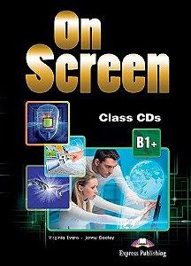 ON SCREEN B1+ CLASS CD's (SET OF 4) INTERNATIONAL
