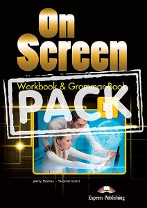 ON SCREEN B1 STUDENT'S BOOK (WITH DIGIBOOK APP) (INTERNATIONAL)