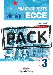 NEW PRACTICE TESTS FOR THE MICHIGAN ECCE 3 (2021 EXAM) TEACHER'S BOOK  (WITH DIGIBOOK APP)
