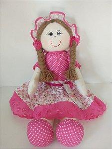 Boneca de Pano Michelle