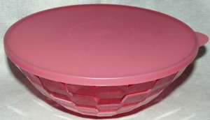tigela prisma 3,5 L rosa policarbonato