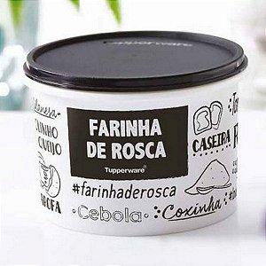 Tupperware Caixa Farinha de Rosca PB 500G