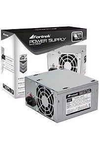 Fonte ATX 200W Reais 20+4P PWS-2003 sem cabo de energia