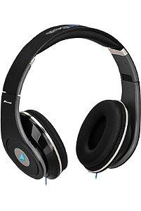 Headphone Fortrek Bass Beats Com Microfone HDP602 Preto 52570